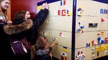 Les fanas de Lego se sont donnés rendez-vous au SpinaBricks d'Epinal