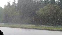 Nieve en Spa-Francorchamps durante las 6 Horas de Spa