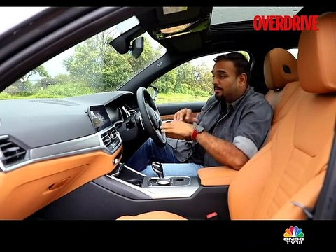 Overdrive: Checkout the first drive report of the BMW 3 series  Overdrive, BMW 3 series, new, kidney grill, head lights