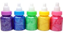 Learn Colors Clay Slime SurpriseToys Sponge Bob Pooh Minions Starwars