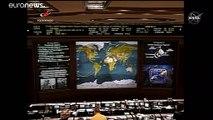 شاهد: فشل التحام مركبة روسية تحمل إنسانا آليا بمحطة الفضاء الدولية