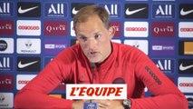 Tuchel «Verratti peut marquer plus mais ça ne va pas venir» - Foot - L1 - PSG