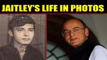 RIP Arun Jaitley: Former Finance Minister's life in pictures | Oneindia News