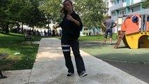 Maïwenn, 14 ans : «La danse hip hop, c'est ma vie»