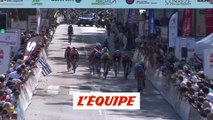 Une chute marque l'arrivée de la 4e étape - Cyclisme - T. Limousin