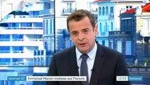 Sommet du G7 : Emmanuel Macron s'adresse aux Français