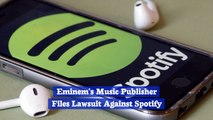 Eminem Publisher And Spotify Go To Court