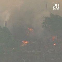 Incendie en Amazonie: Le «poumon de la planète» est en feu