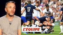 «Les rucks, le vrai point noir» après France-Ecosse - Rugby - Bleus