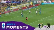 Serie A 19/20 Moments: Goal by Juventus and Cristiano Ronaldo vs Parma