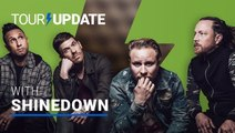 Tour Update: Shinedown Takes You On A Visual Sonic Roller Coaster