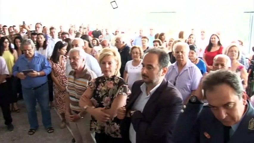 Ορκίστηκε νέος Δήμαρχος Αγράφων ο Αλέξης Καρδαμπίκης