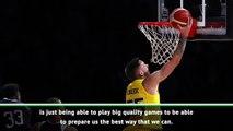 Australian basketball not satisfied just beating USA - Mills