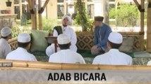 Dakwah on the Spot: Adab Bicara (1)