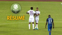 Chamois Niortais - SM Caen (1-1)  - Résumé - (CNFC-SMC) / 2019-20