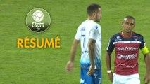 Clermont Foot - AJ Auxerre (1-1)  - Résumé - (CF63-AJA) / 2019-20