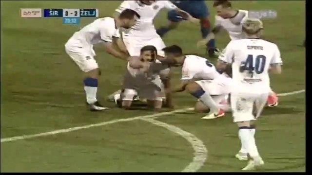 NK Široki Brijeg - FK Željezničar 3:3 [Golovi]