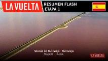 Resumen Flash - Etapa 1 | La Vuelta 19