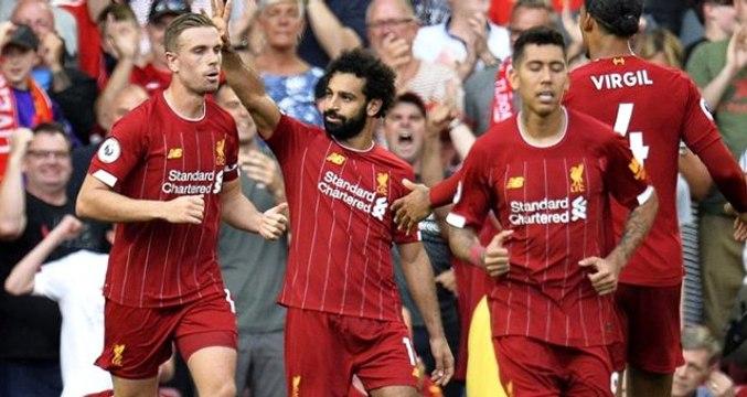 Liverpool evinde Arsenal'i farklı geçti: 3-1