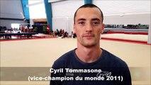 Cyril Tommasone, vice-champion du monde 2011, a vu de belles choses aux sélections à Montceau