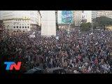 Comienza el #24A, la marcha en apoyo al Gobierno