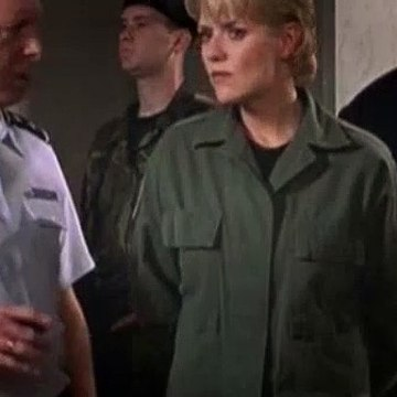 Stargate SG Season 2 Episode 20 Show and Tell