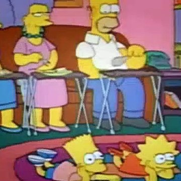 The Simpsons Season 2 Episode 2 - Simpson And Delilah