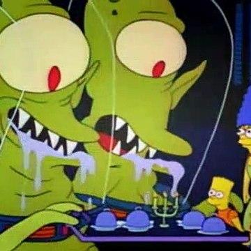 The Simpsons Season 2 Episode 3 - Treehouse Of Horror