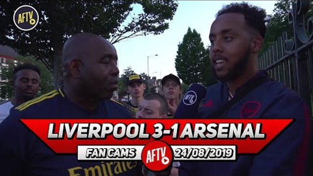 Liverpool 3-1 Arsenal  | Emery Got His Tactics Wrong! Why Was Xhaka In The Team! (Livz)