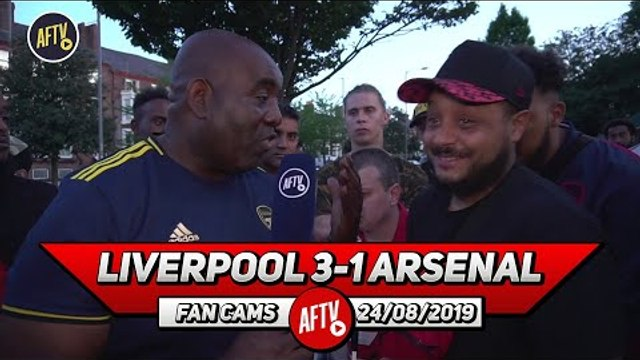 Liverpool 3-1 Arsenal | We MUST Beat Tottenham Now! (Troopz)