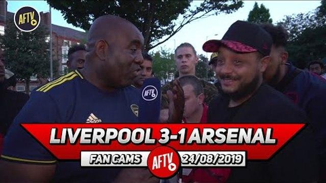 Liverpool 3-1 Arsenal | We MUST Beat Tottenham Now! (Troopz)