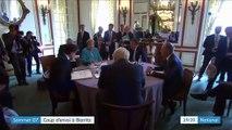 G7 : les chefs d'États sont arrivés à Biarritz