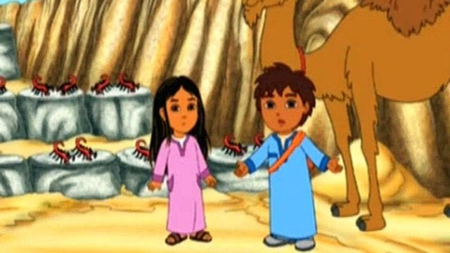 Go Diego Go Season 3 Episode 14 Egyptian Camel Adventure