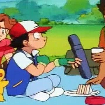 Pokemon Season 1 Episode 54 The Case Of The K-9 Caper