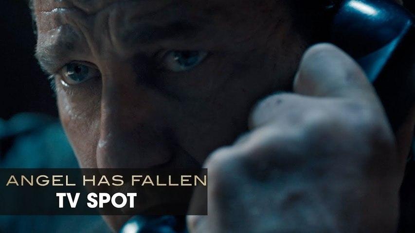 Angel Has Fallen (2019 Movie) Official TV Spot