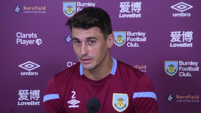 Burnley defender Matt Lowton talks horses and Wolves