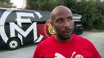Eric Chelle coach du FCM après Fréjus Martigues