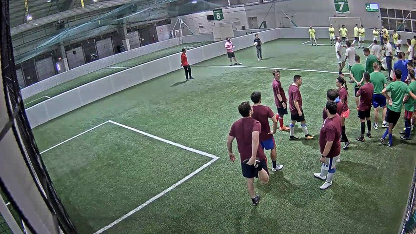 08/24/2019 17:00:02 - Sofive Soccer Centers Rockville - Camp Nou