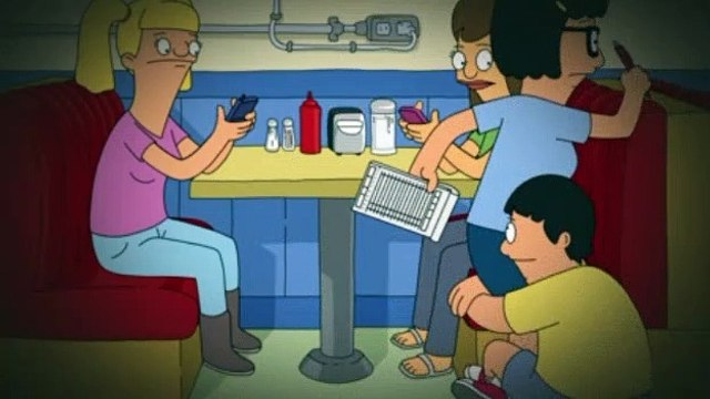Bobs Burgers S03E10 Mother Daughter Laser Razor