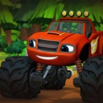 Blaze and the Monster Machines S01E20 Sneezing Cold