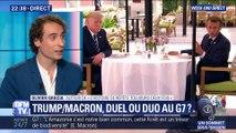 Trump/Macron: duel ou duo au G7 ? (2/2)