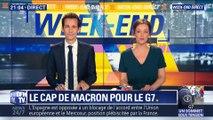 Le cap de Macron pour le G7 (1/2)