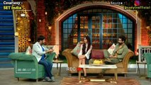Behind The Scene - Nora Fatehi and Vicky Kaushal - The Kapil Sharma Show - YouTube