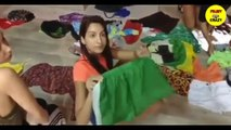 Nora Fatehi Funny Dance on Her Item Song O Saki Saki for Batla House Promotion - Enjoyed on Beach - YouTube