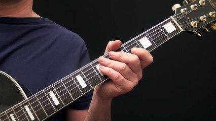 Sistema CAGED na prática (violão x guitarra)