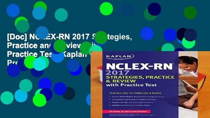 [Doc] NCLEX-RN 2017 Strategies, Practice and Review with Practice Test (Kaplan Test Prep)