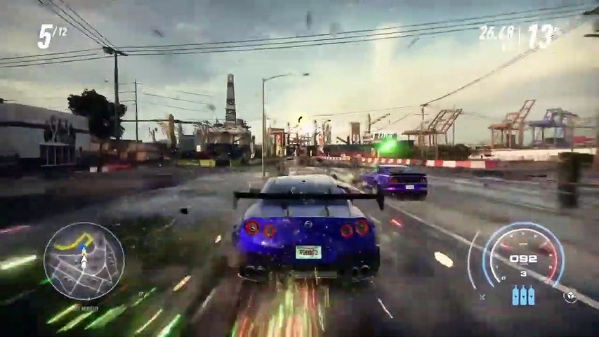 18 Minutes of NEW Need For Speed Heat Exclusive Gameplay
