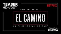 EL CAMINO - UN FILM BREAKING BAD : teaser [HD-VOST]