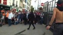 Al menos 38 detenidos en los disturbios de Bayona, cerca de la cumbre del G7 en Francia