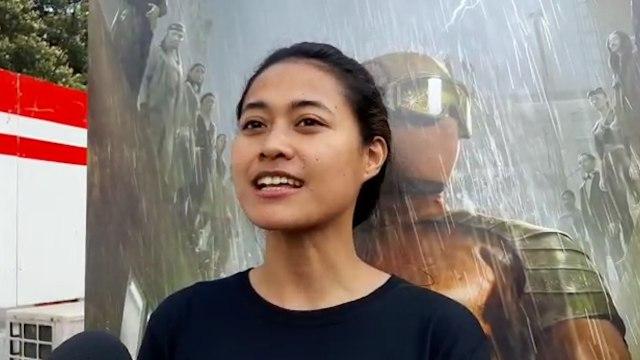 Putri Ayudya Bingung Pilih Baju untuk Gala Premier Film Gundala
